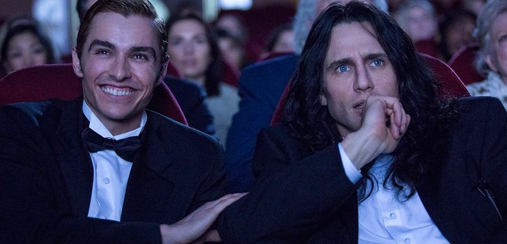 dave franco, james franco, the disaster artist, movie, film,