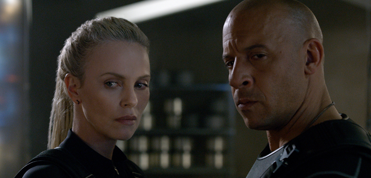charlize theron, vin diesel, the fate of the furious, the fast and the furious, movie, trailer, new, latest,