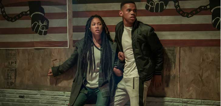The First Purge is the prequel that explains how things got so twisted!