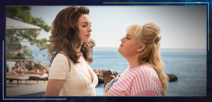 The art of The Hustle: Anne Hathaway and Rebel Wilson remind us why it's so good to watch people be bad