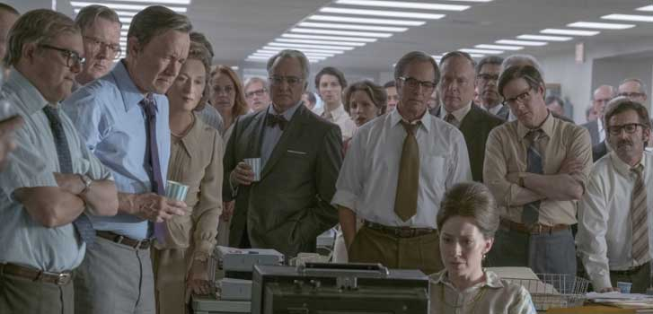 5 reasons to see The Post