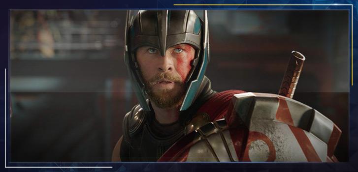 Thor: Ragnarok's Chris Hemsworth on reinventing the God of Thunder