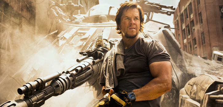transformers, mark wahlberg, cineplex, magazine