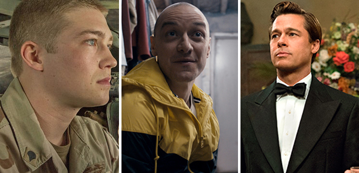 Allied, Split, Billy Lynn and more cover our weekly round-up