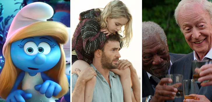 Smurfs: The Lost Village, Gifted and Going in Style top Tanner's What to Watch weekend preview!