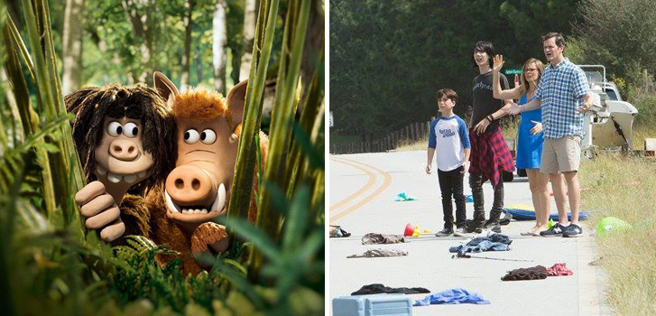 early man, the diary of a wimpy kid, movie, news, trailers, eddie redmayne, tom hiddleston