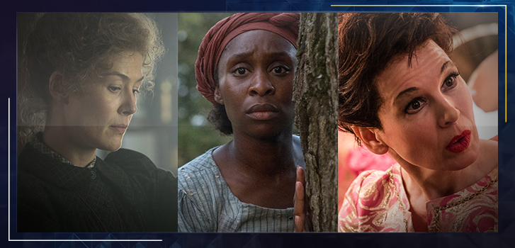 Three true tales about exceptional women are must-sees at TIFF 2019