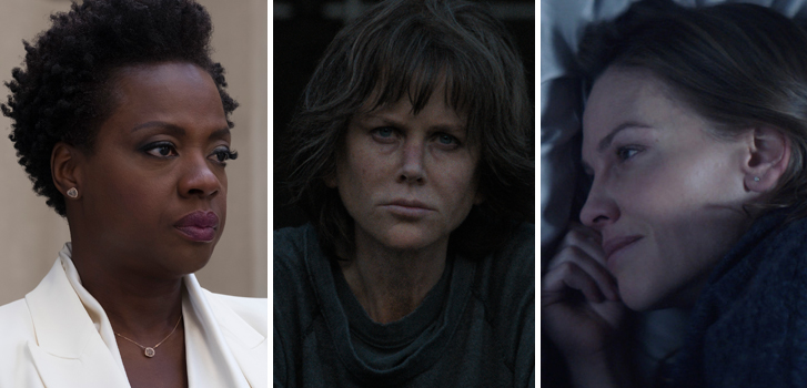 viola davis, nicole kidman, hilary swank, widows, destroyer, what they had, movie, film, tiff, toronto interntational film festival, share her journey,