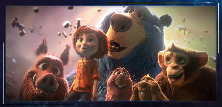 Wonder Park is teaching kids never to underestimate the power of dreaming