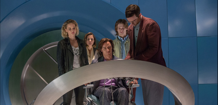 The cast of X-Men: Apocalypse talk new beginnings and old friends
